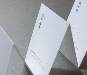 BASE_design goods_名刺